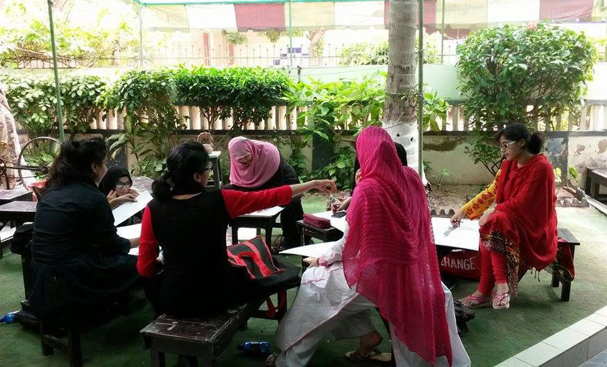 Karachi School Of Textile And Fashion Design Karachi Art Directory